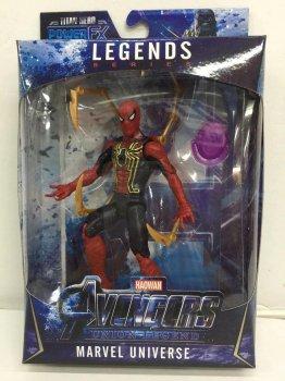 Супергерой Человек паук игрушка из комиксов Marvel Disney Красный