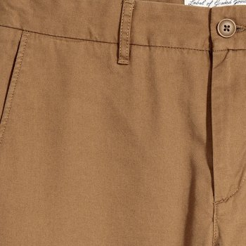 Штани H&M 2504-4919136 Коричневі