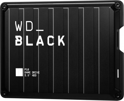 "Жесткий диск Western Digital WD BLACK P10 Game Drive 4TB WDBA3A0040BBK-WESN 2.5"" USB 3.2 External Black"