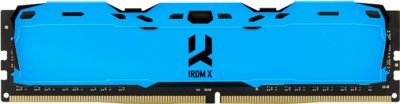 Оперативная память Goodram DDR4-3200 8192MB PC4-25600 IRDM X (IR-XB3200D464L16SA/8G)