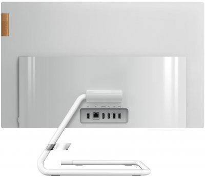 Моноблок Lenovo IdeaCentre 3 27IMB05 (F0EU00PBUA) Foggy White