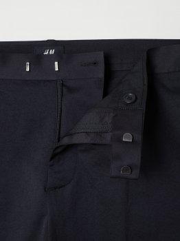 Брюки H&M 6371457-AAAD Черные