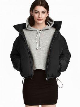 Куртка H&M 502024a92 Черная