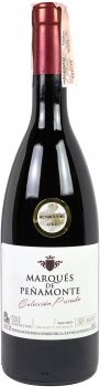 Вино Marques de Penamonte Coleccion Privada 2014 красное сухое 0.75 л 14.5% (8410030007788)