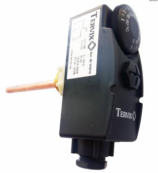 Термостат погружний Tervix Pro Line 102010 чорний з гільзою