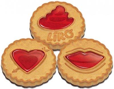 Печенье Диканське Поцелуйчики с отделкой 1.4 кг (4820108960862)