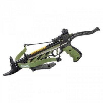 Арбалет Man Kung рекурсивный, пистолетного типа, Green (TCS1-G)