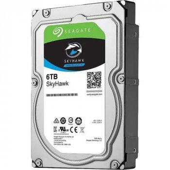 Жорсткий диск Seagate SkyHawk HDD 6TB 5400rpm 256MB ST6000VX001 3.5 SATAIII