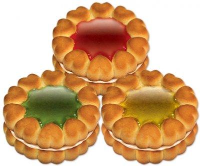 Печенье Диканське Светофор с отделкой 1.9 кг (4820108960879)