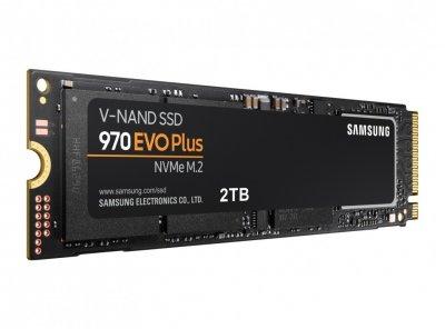 Samsung 970 Evo series 2TB M.2 PCIe 3.0 x4 V-NAND TLC (MZ-V7S2T0BW)