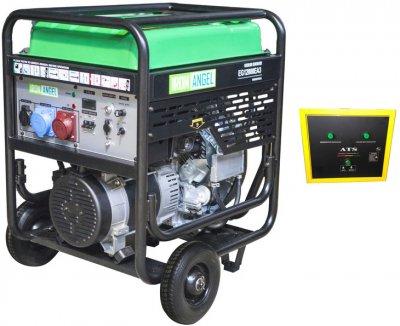 Генератор бензиновый Iron Angel EG 12000 EA3 (2001164)