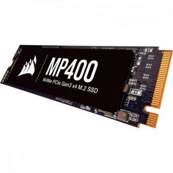 Corsair MP400 NVMe SSD 1TB M.2 2280 PCIe Gen3.0 x4 3D QLC (CSSD-F1000GBMP400)