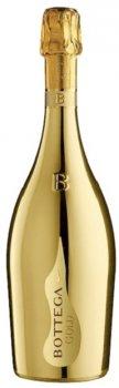 Вино игристое Bottega Gold Prosecco Brut белое сухое 0.75 л 11% (8005829230333)