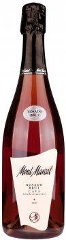 Вино игристое Mont Marcal Cava Brut Rosado розовое брют 0.75 л 13% (8423172020010)
