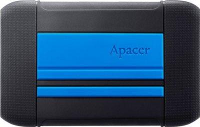 "Жесткий диск Apacer AC633 4TB 5400rpm 8MB AP4TBAC633U-1 2.5"" USB 3.2 Speedy Blue"