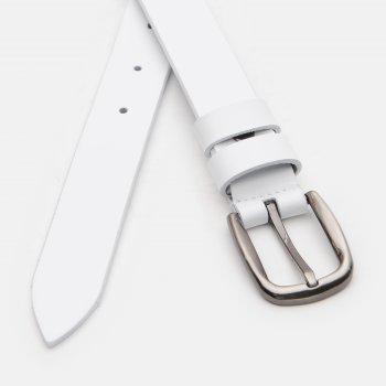 Ремень кожаный Laras v10100GX31 Белый (ROZ6400034994)