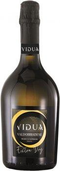 Вино игристое Vidua Valdobbiadene Prosecco Superiore DOCG Extra dry белое сухе 0.75 11% (8020502083037)
