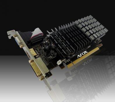 AFOX PCI-Ex Radeon HD 5450 1GB DDR3 (64bit) (650/1066) (DVI, VGA, HDMI) (AF5450-1024D3L9-V2)