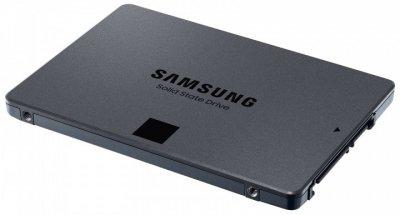 "Накопичувач 2.5"" SSD 1TB Samsung 870 QVO (MZ-77Q1T0BW)"