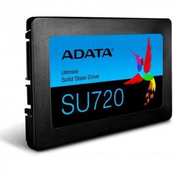 "Накопичувач SSD 2.5"" 500GB ADATA (ASU720SS-500G-C)"