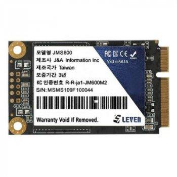 Накопичувач SSD mSATA 256GB LEVEN (JMS600-256GB)
