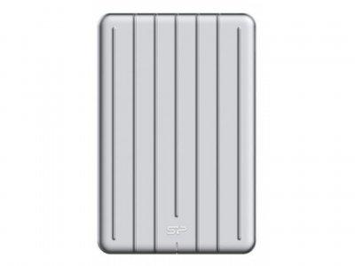 Жорстку зовнішній диск Silicon Power Armor A75 1TB 2.5 USB 3.1 Silver (SP010TBPHDA75S3S)