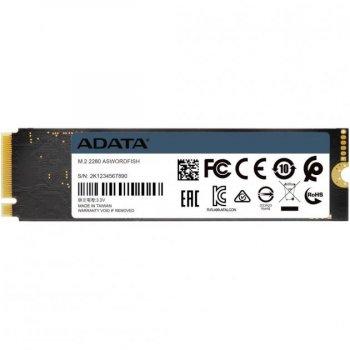 Накопичувач SSD M.2 2280 2TB ADATA (ASWORDFISH-2T-C)