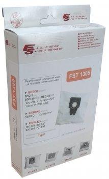 Багаторазовий мішок Filter Systems FST 1305 (аналог Type P) для пилососів BOSCH / SIEMENS / PRIVILEG