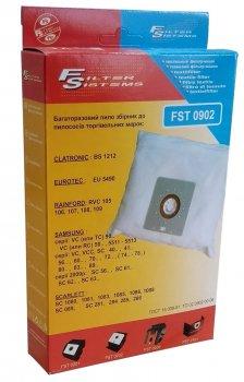Багаторазовий мішок Filter Systems FST 0902 для пилососів SAMSUNG / DIRT DEVIL / EUROTEC / RAINFORD / SCARLETT