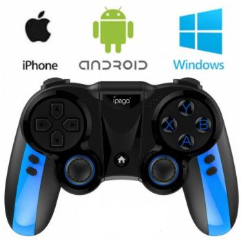 Беспроводный игровой геймпад Ipega PG-9090 для Android/PC/IOS/Андроид Tv Box, джойстик для телефона