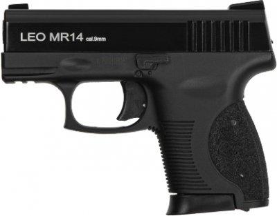 """Пістолет сигнальний Carrera Arms """"Leo"""" MR14 Black (1003399)"""