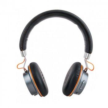 Bluetooth наушники-гарнитура Remax RB-195HB Black (Q/RMM 003-2017)