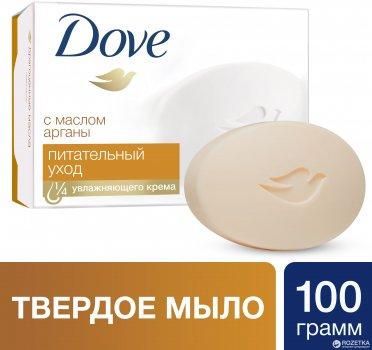 Крем-мило Dove Дорогоцінні олії 100 г (8710908602757)