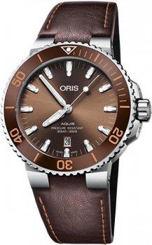 Чоловічі годинники Oris 733.7730.4152 LS
