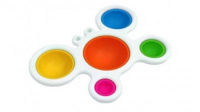Іграшка-антистрес Simple Dimple метелик