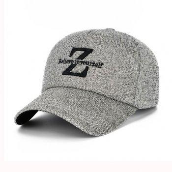 Мужская осенняя кепка Narason 2971 57-60 цвет серый