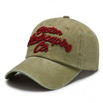 Брендовая кепка Narason 6377 57-60 цвет хаки