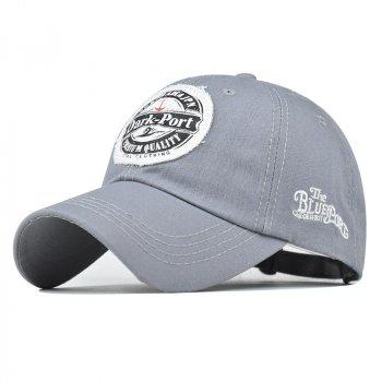 Стильная кепка Narason 6930 57-60 цвет серый