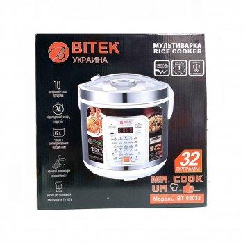 Мультиварка Bitek BT- 0032 32 программы