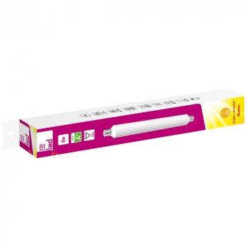 Лампа Auchan світлодіодна 6 Вт S19 2700 До