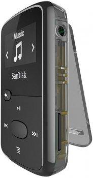 MP3 плеер SanDisk Sansa Clip JAM 8GB Black