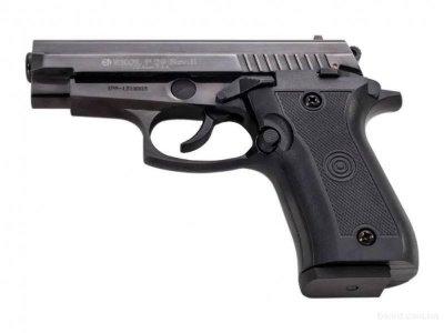 Сигнальний пістолет EKOL P-29 Rev II (сірий)