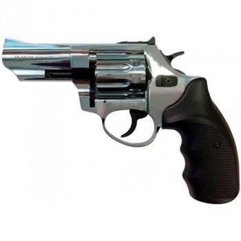"""Револьвер під патрон Флобера EKOL 3"""" хром"""