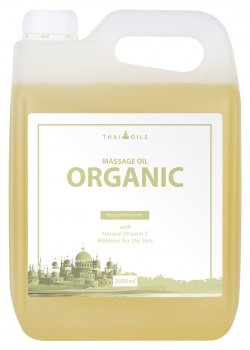 Профессиональное массажное масло «Organic» 3000 ml
