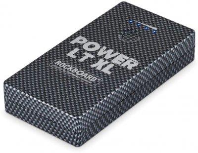 Мобильный аккумулятор для педалей эффектов RockBoard Power LT XL Carbon