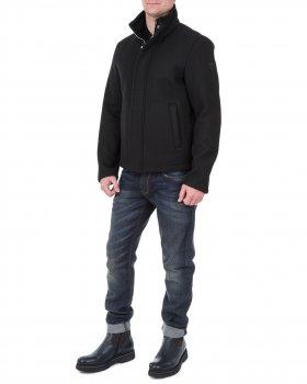 Пальто чоловіче EMPORIO ARMANI (6Z1B64-1NUKZ-0999/8-91) Чорний