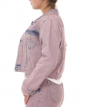 Піджак жіночий MISS MISS (0041094004/9) Рожевий (Berlin)