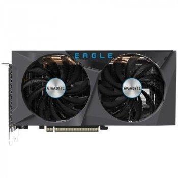 Видеокарта Gigabyte PCI-Ex GeForce RTX 3060 Eagle OC 12G 12GB GDDR6 (192bit) (15000) (2 х HDMI, 2 x DisplayPort) (GV-N3060EAGLE OC-12GD)