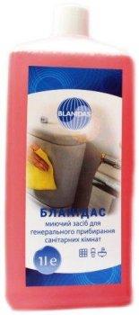 Бланидас - миючий засіб для ген.прибирання санітарних кімнат, 1 л