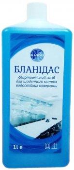 Бланидас - спиртосодержащее засіб для щоденного миття водостійких поверхонь, 1 л